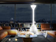 Contemporary style LED garden lamp post LUNA | LED garden lamp post - Enjoy your Life by Idrobase Group