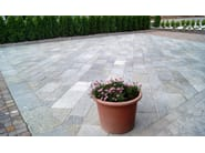 Indoor/outdoor flooring LUSERNA PIANO CAVA | Natural stone flooring - B&B