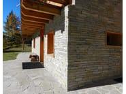 Rivestimento di facciata in pietra naturale LUSERNA REALE | Rivestimento in pietra naturale - B&B