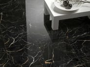 Wall/floor tiles with marble effect LUXURY - Museum