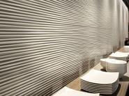 Beige White Grey wall tiles LUMINA 50x110 - FAP ceramiche