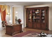 Solid wood executive desk MACCHIAVELLI | Office desk - Arvestyle