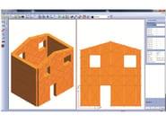 Masonry and mixed construction calculation MACRO MURI 3D - S.T.S. SOFTWARE TECNICO SCIENTIFICO