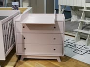 Changing table with drawers MADAVIN | Changing table - Mathy by Bols