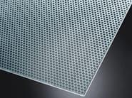 Anti-slip glass flooring R13 MADRAS® GRID XP FLOORING - Vitrealspecchi