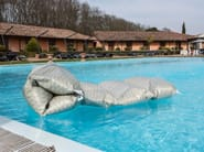 Pouf / floating pool lounge MAESTRALE - Be Different