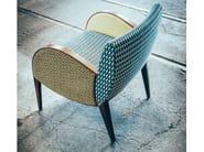 Fabric easy chair with armrests MAGEE | Easy chair - J. MOREIRA DA SILVA & FILHOS, SA