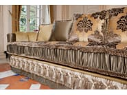 4 seater fabric sofa MALVINA CANNELLONI | 4 seater sofa - Domingo Salotti
