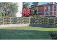 Outdoor greenwall MARINELLI SYSTEM - FILS