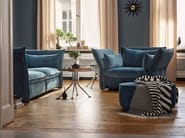 2 seater sofa with removable cover MARIPOSA 2 1/2 SEATER - Vitra