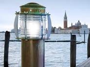 Metal bollard light for Public Areas MASSANCÒEA   Bollard light - Aldo Bernardi