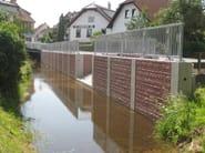 Matrix for fair faced concrete wall RECKLI MATRICI PER OPERE IDROGEOLOGICHE | Matrix for fair faced concrete wall - COPLAN