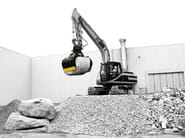 Grapple MB-G1500 | Accessories for construction site machinery - MB