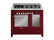 Steel cooker MD144CBR | Cooker - Glem Gas