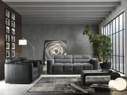 Relaxing armchair MEGANE | Armchair - Egoitaliano