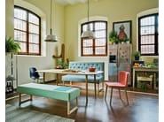 High-back small sofa MENÙ - SANCAL