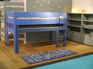 Rectangular kids writing desk with drawers MER ET MONTAGNE | Contemporary style writing desk - Mathy by Bols
