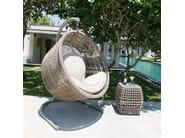 Hanging chair MERCY 2976 - SKYLINE design