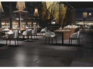 Porcelain stoneware wall/floor tiles with metal effect METAL - COTTO D'ESTE