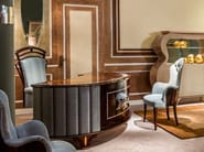 Swivel executive chair with armrests METAMORFOSI   Executive chair - Carpanelli Classic