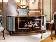 Classic style wooden writing desk METAMORFOSI | Writing desk - Carpanelli Classic