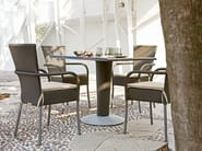 Garden chair with armrests MIAMI | Chair with armrests - Atmosphera