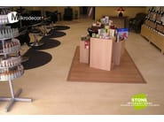 Floor tiles MICRO-TOPPING | MIKRODECOR | Concrete and Cement-Based Materials flooring - Stone International