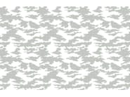 Geometric nonwoven wallpaper MIMESI GRIGIO - MyCollection.it