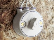 Ceramic electrical socket MIMOSA | Electrical socket - Aldo Bernardi