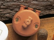 Ceramic electrical socket MIMOSA | Electrical socket - Aldo Bernardi