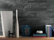 Indoor/outdoor porcelain stoneware wall/floor tiles with stone effect MINERAL D Pirite - Italgraniti