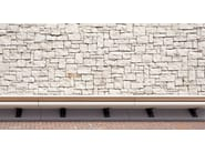 Backless Bench MINERVA - Bellitalia