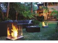Bioethanol outdoor fireplace MINI T - EcoSmart Fire