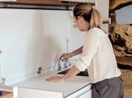 Modular HPL mini kitchen MINIKI SLIMLINE - miniki