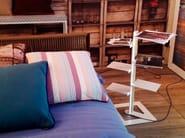 Freestanding metal bookcase MIO - STUDIO T