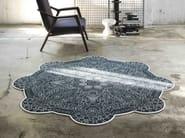 Custom rug with geometric shapes MIRAGE - Besana Moquette