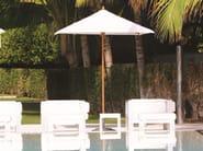 Wooden Garden umbrella MISTRAL CLASSIC - TUUCI