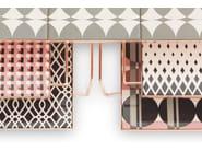 Square aluminium tray MIX&MATCH | Square tray - GAN By Gandia Blasco
