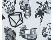 Cardboard wall decor item MOBILE | Wall decor item - Kristina Dam Studio