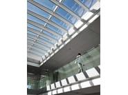 Finestra da tetto in acciaio e vetro MODULAR SKYLIGHTS - VELUX