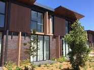 Outdoor cladding MODULATUS OUTDOOR - WOODN INDUSTRIES