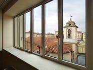 Steel casement window MOGS 65®   Window - Mogs srl unipersonale