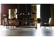 Rectangular crystal table MONACO | Table - Cattelan Italia