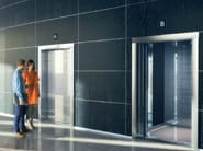 Machine Room-Less lift KONE MONOSPACE® 700 - KONE