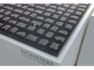 Marble grit wall tiles MONSTERS - Mipa