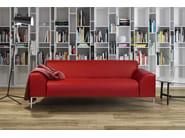 Upholstered 3 seater fabric sofa MONTMARTRE | 3 seater sofa - Burov