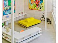 Upholstered armchair MOON | Armchair - SANCAL