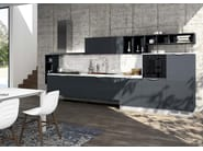 Fitted kitchen with handles MOON DUNA DIVA - ARREDO 3