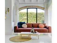 Tavolino basso modulare in marmo MOSAICO | Tavolino - SANCAL