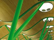 Bamboo ceiling tiles BAMBOO CEILING BOARD - Moso International